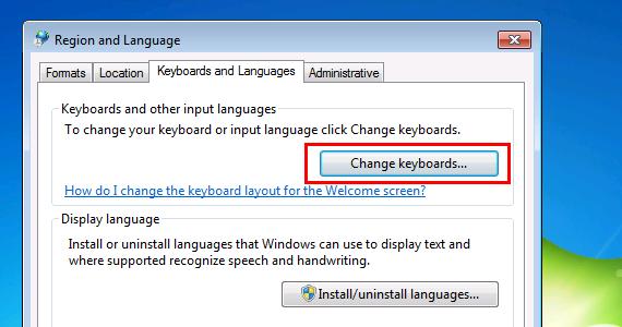 Bulgarian Cyrillic keyboard on Windows 7 - Bulgaro